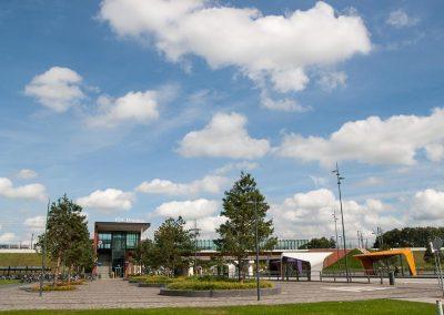 Dronten - Bahnhof