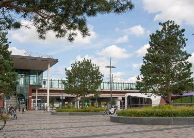 Bahnhof Dronten