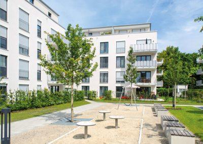 Munich– Residential Complex Engelbertstrasse